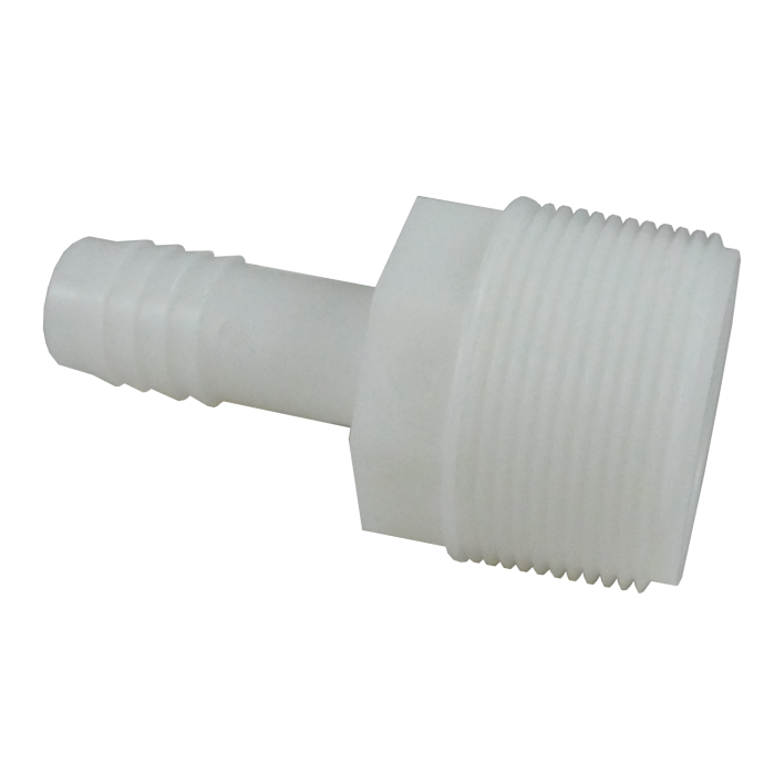 445819-pvd-ta102412-it1.tif of A and M Industries Male Pipe Thread to Hose Barb Adapter