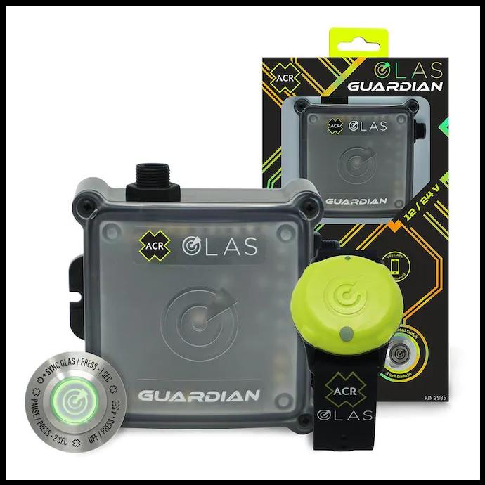 2985 of ACR Electronics OLAS Guardian Wireless Engine Kill Switch