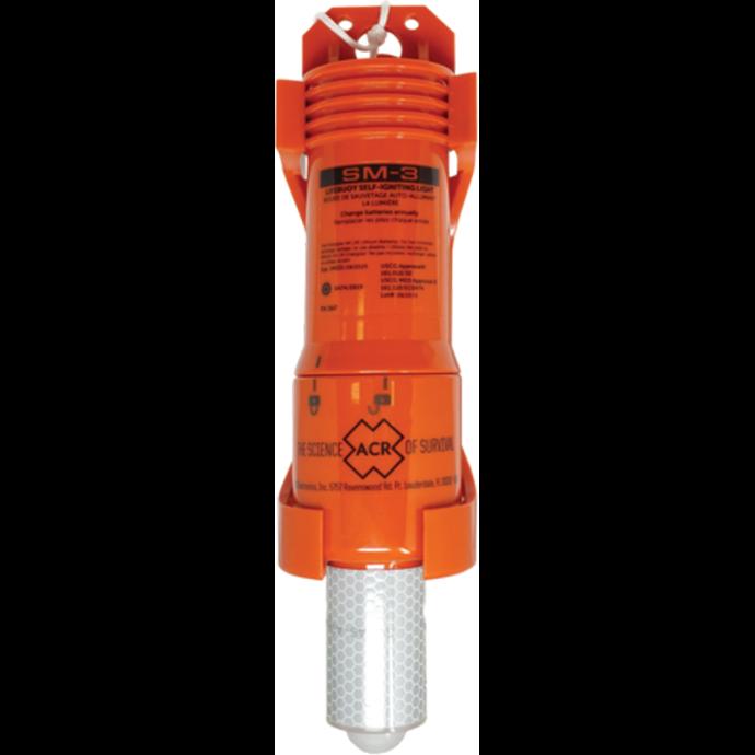 SM-3 Lifebuoy Self-Igniting Marker Light