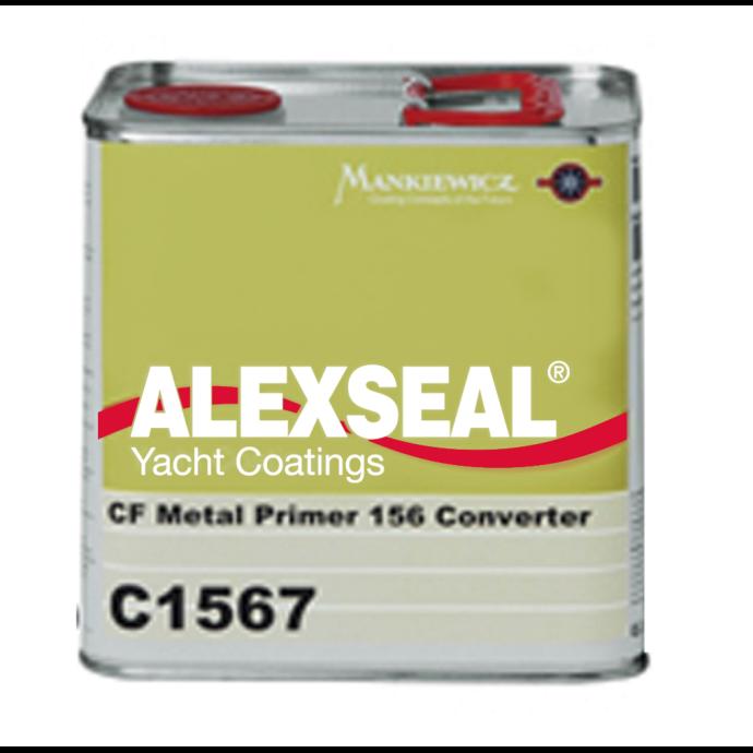 c1567-8 of Alexseal Yacht Coatings CF Metal Primer 156 - Converter