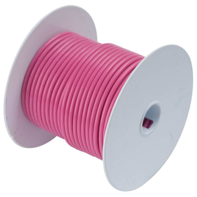 12 PNK TINNED COPPER WIRE (100FT)