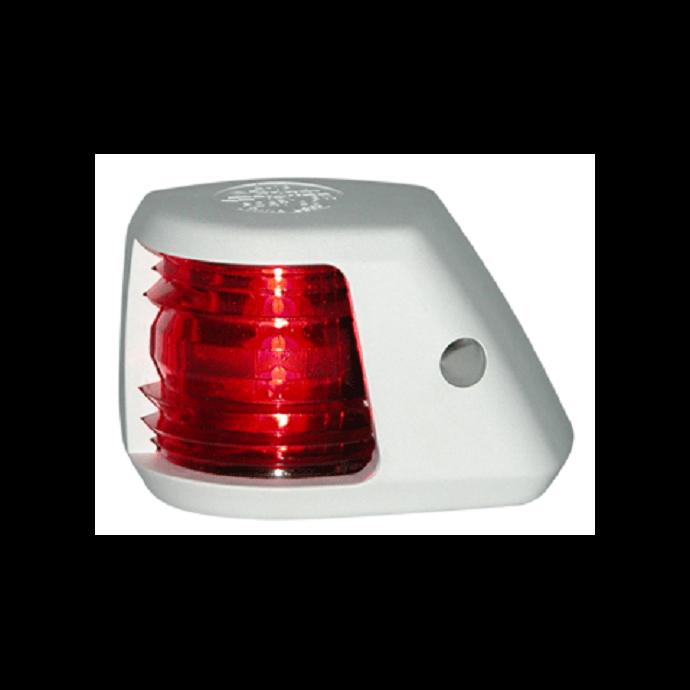 Aqua Signal Series 20 White Navigation Light - Side Mount, Port