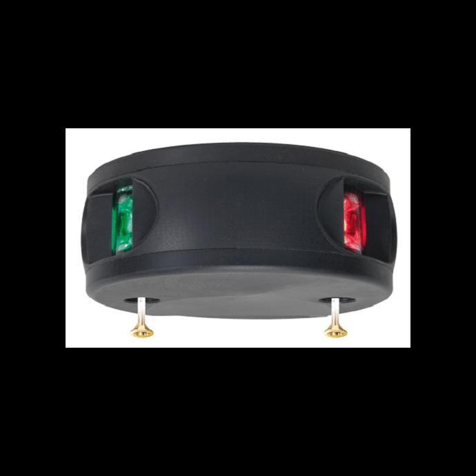 Series 33 LED Navigation Light - Bi-Color, Black