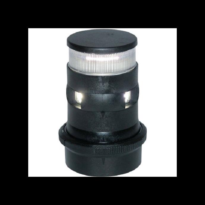 Black Aqua Signal Series 34 Masthead/Anchor Light