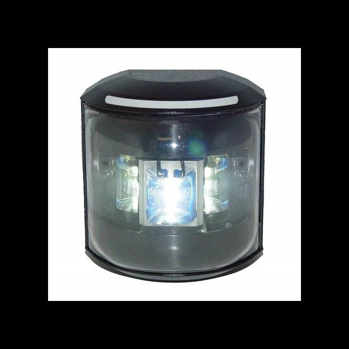 Aqua Signal Series 43 LED Navigation Lights - Masthead, Black Housing