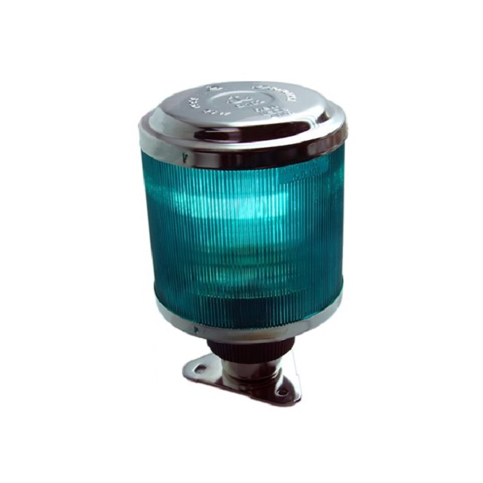 Aqua Signal Series 50 Navigation Light - All-round Green