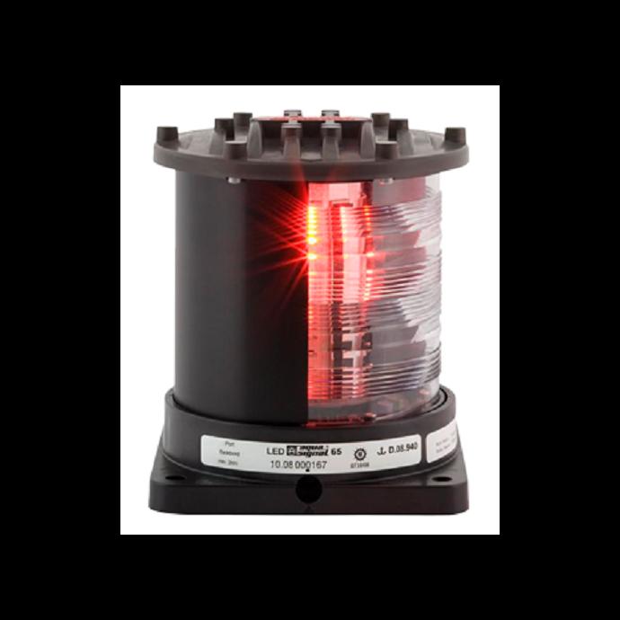 Series 65 LED Navigation Light - Port