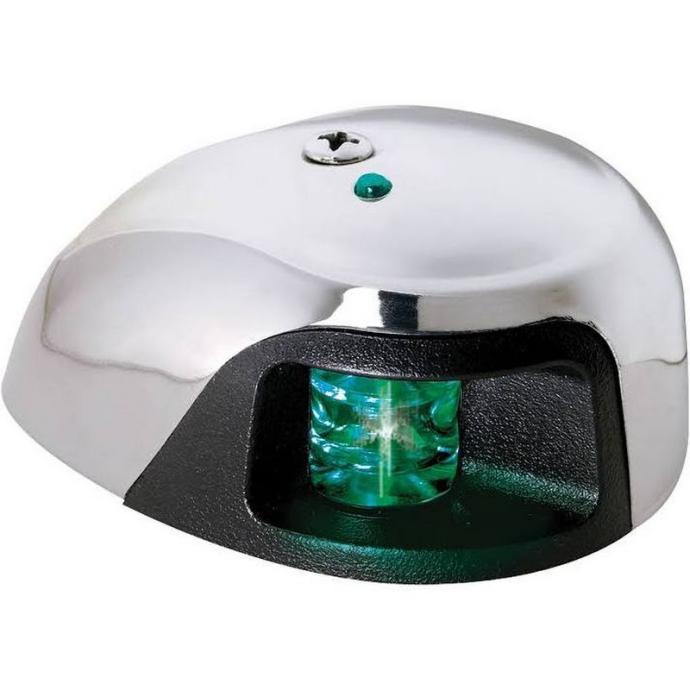 3530g of Attwood LED Sidelight Green 12V