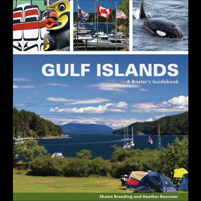 gulf-islands of Blue Latitude Press Gulf Islands
