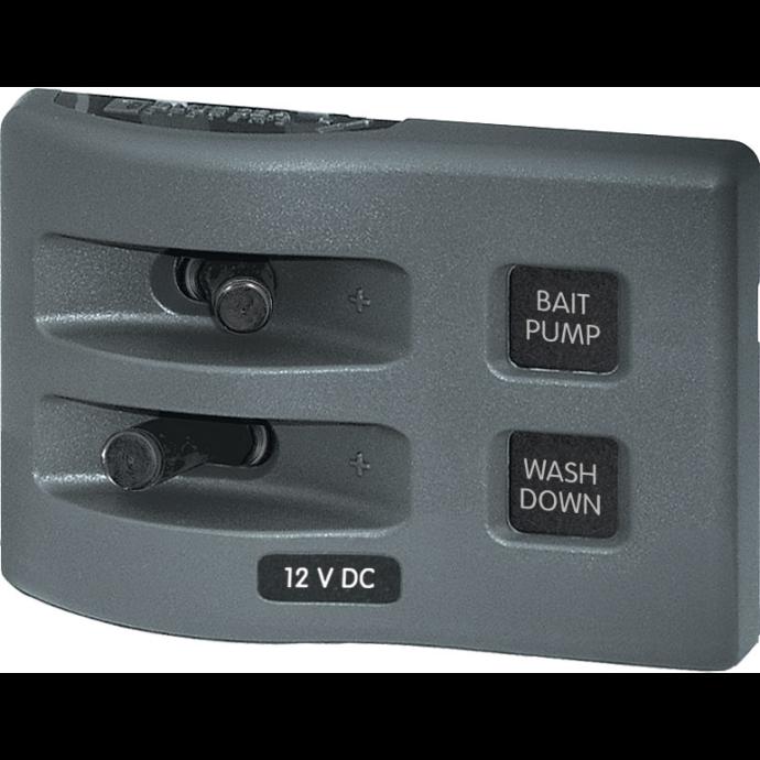 WeatherDeck 12V DC Waterproof Switch Panel
