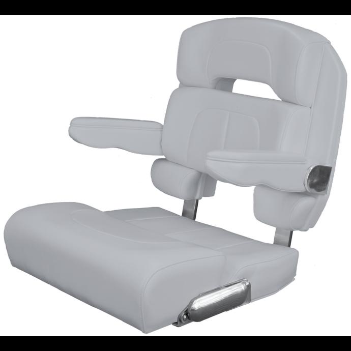 HA1 Series 25 in Capri Helm Chair - Deluxe 1