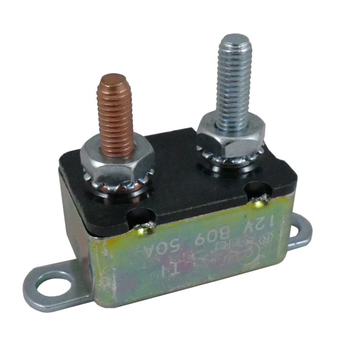 30055-50-bx of Cole Hersee Cole Hersee Thermal Circuit Breaker