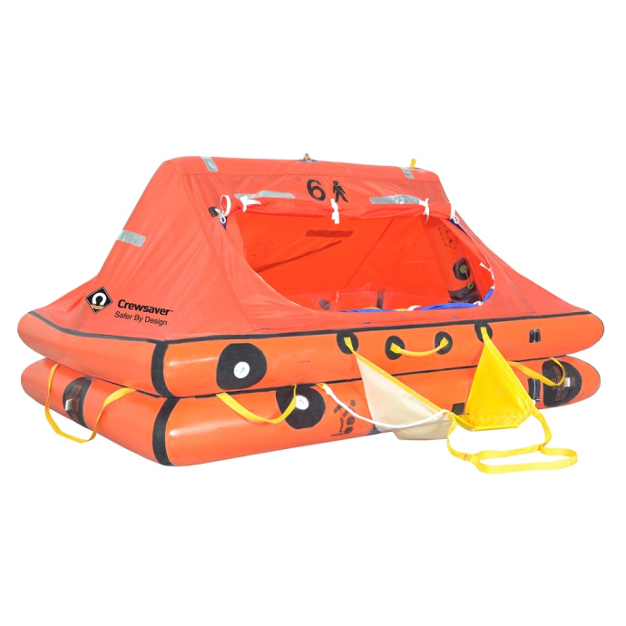 ISO Ocean Liferaft Under 24hr