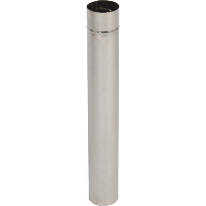 Flue Pipe - Stainless Steel