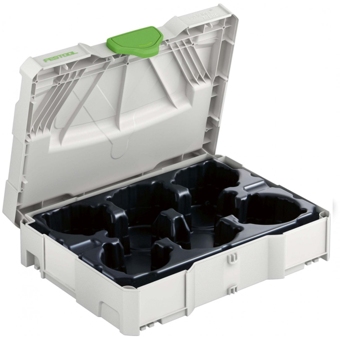 497687 open view of Festool Systainer