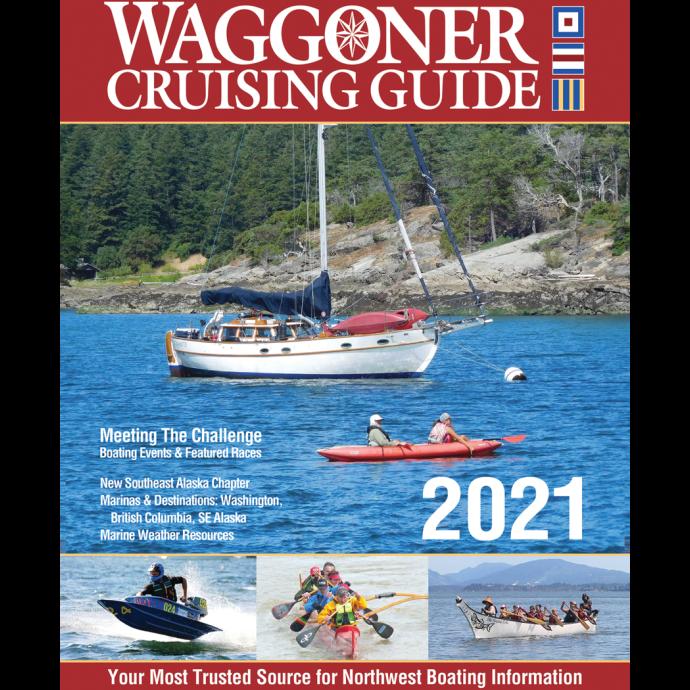 2021 Waggoner Cruising Guide - Spiral Bound