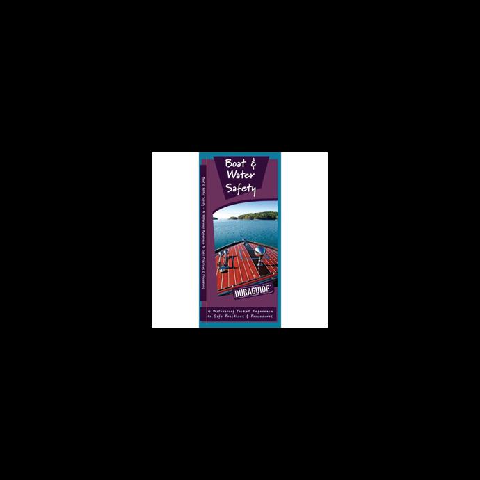 Waterproof Pocket Guides 1