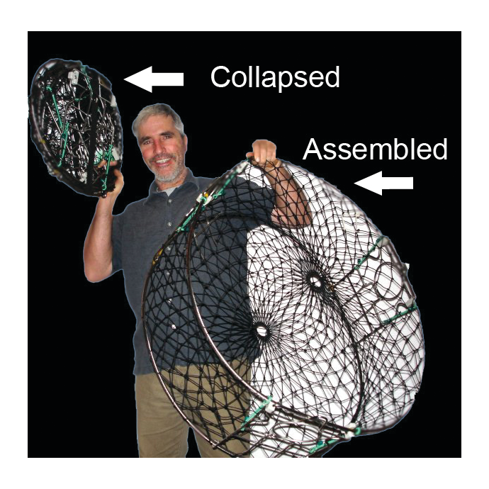 No Longer Available: Collapsible Fishing Traps 1