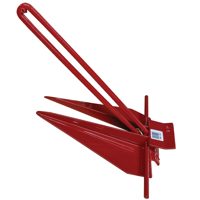 669-11-rd of Greenfield Products PVC Coated Slip Ring Fluke Anchor