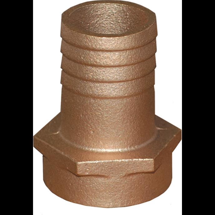 Straight Tail Piece TP Series - Bronze