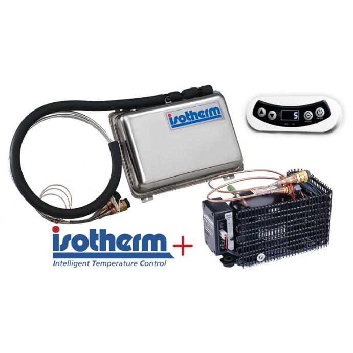 Isotherm Plus 3201 Eutectic ITC Holding Plate System - Air Cooled