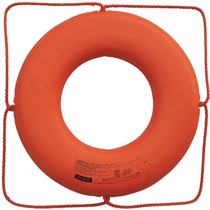 Jim-Buoy GX Series Life Rings