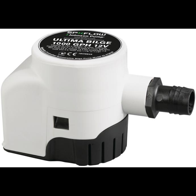 1000 GPH UltimaBilge Pump - with Internal Switch