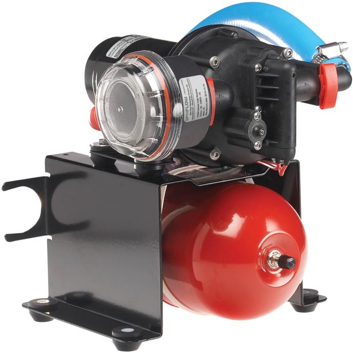 12 Volt Aqua Jet Uno Water Pressure Pump