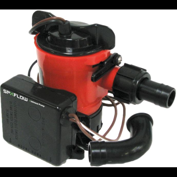 1000 GPH Ultima Combo - Automatic Submersible Bilge Pump