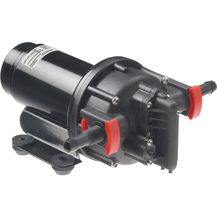 Aqua Jet 3.5 GPM Water Pressure Pump with By-Pass Valve