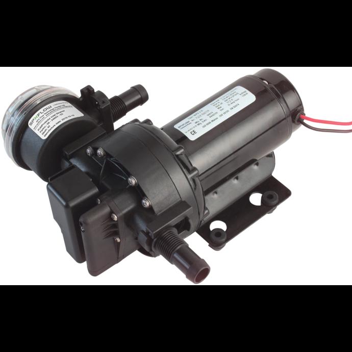 Whisper Quiet Aqua Jet Flow Master 5.0 Water Pressure System