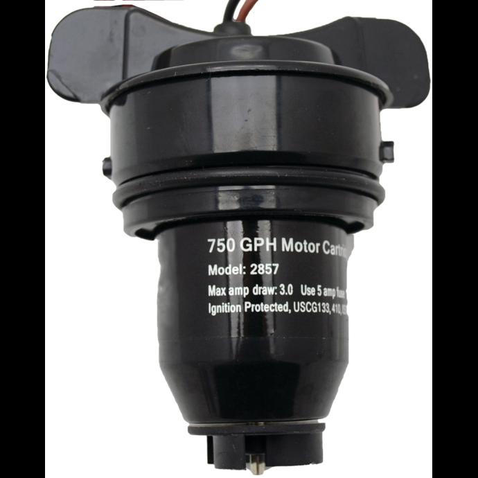 "Replacement Motors for Johnson ""Cartridge"" Pumps"