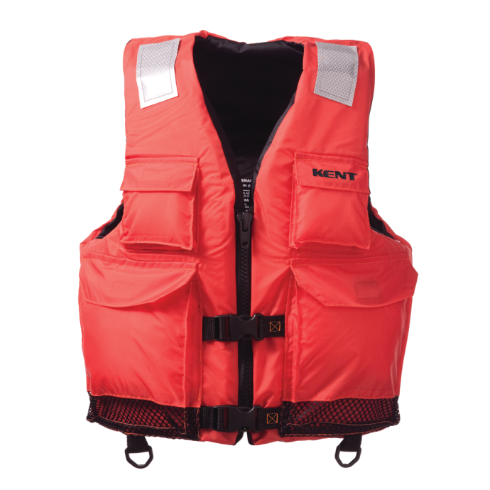 1502 Elite Dual-Sized Commercial Vest 1