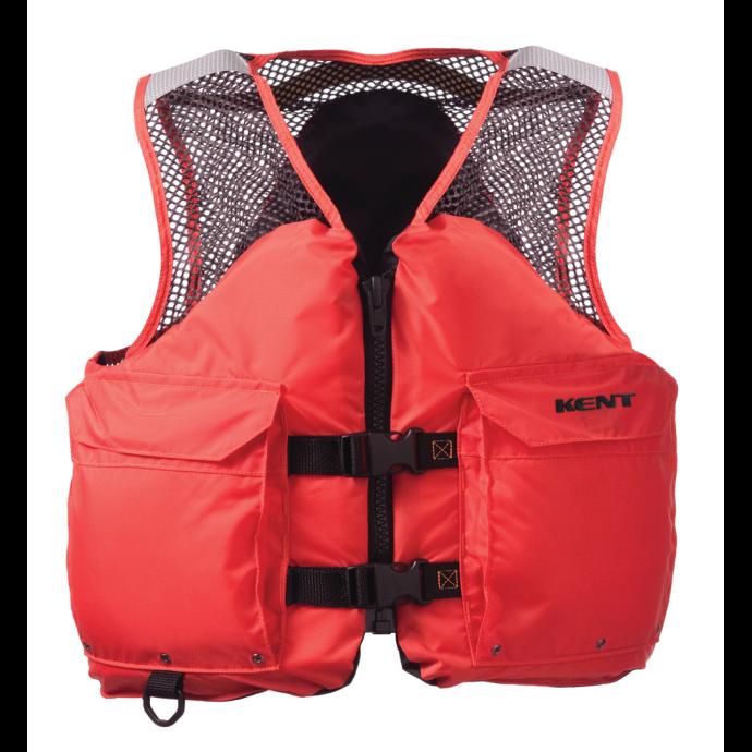 1508 Mesh Deluxe Commercial Vest 1