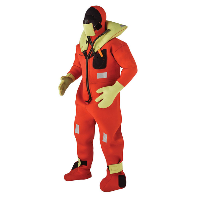 Kent Immersion Suit USCG Approved