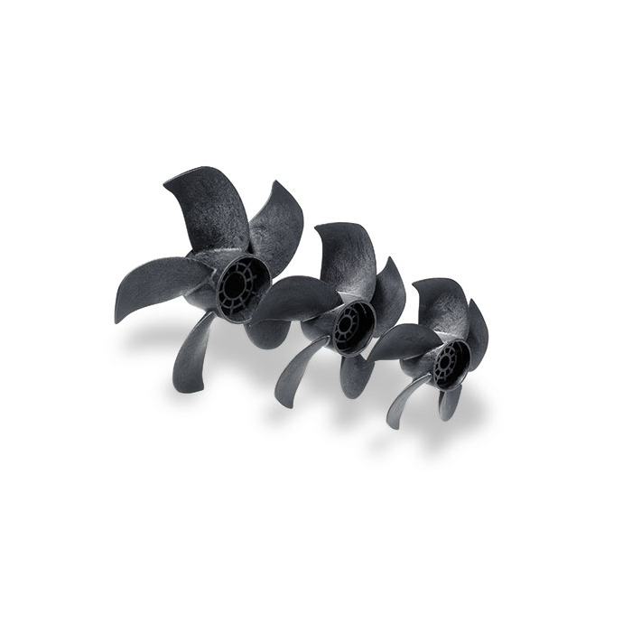 Lewmar Thruster Replacement Propellers