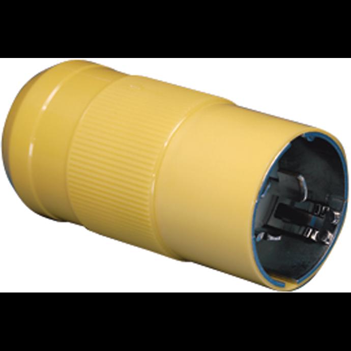 Marinco 6365CRN - 50A 125/250V Shore Power Cordset Plug
