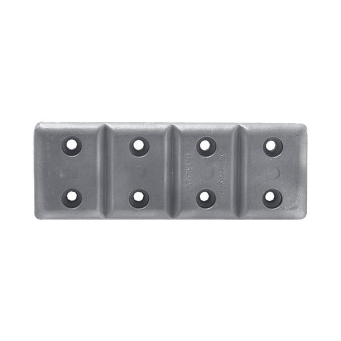m40a of Martyr M40 Segmented Plate Anode - Aluminum