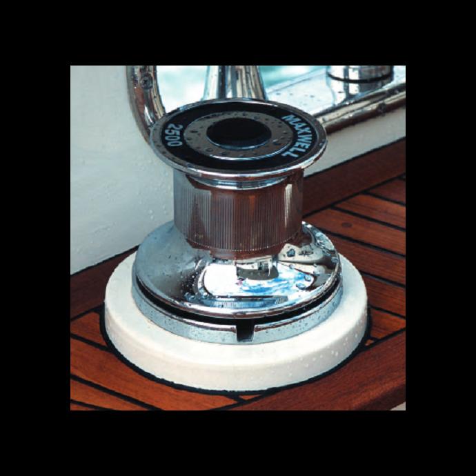 Maxwell VC2500 12V Capstan Winch