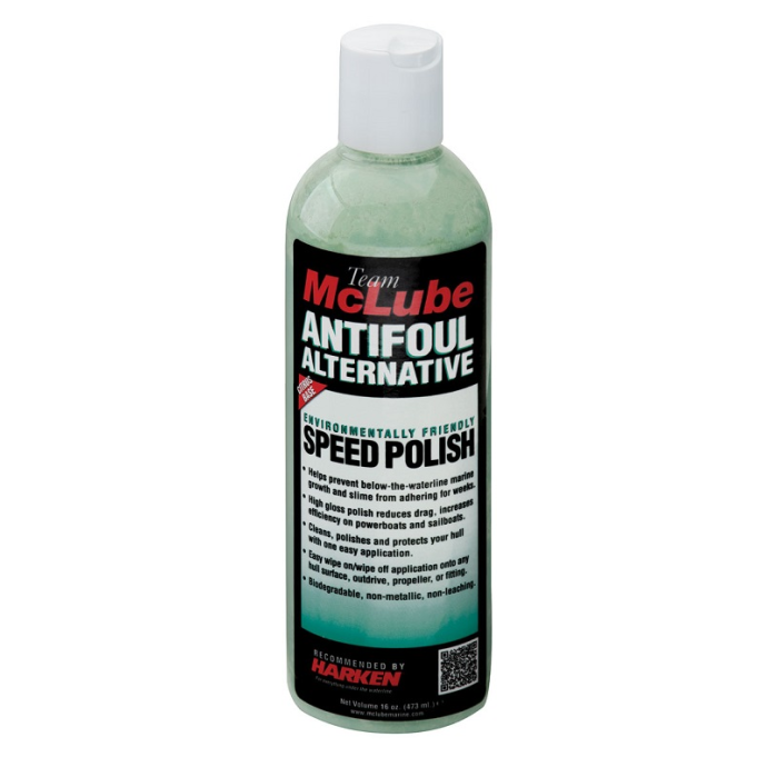 McLube Antifoul Alternative - Speed Polish