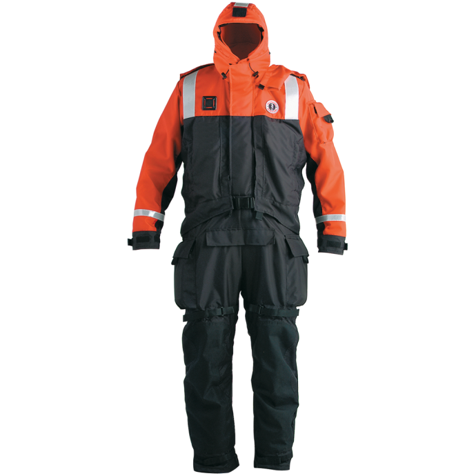 Discontinued: Outer Shell Replacement for MSD900 Industrial Dry Suit 1