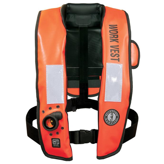 HIT Auto Inflatable Work Vest PFD