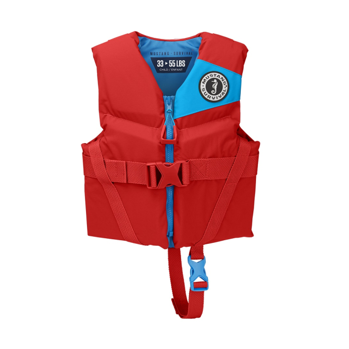 Mustang REV Vest PFD - Child & Youth