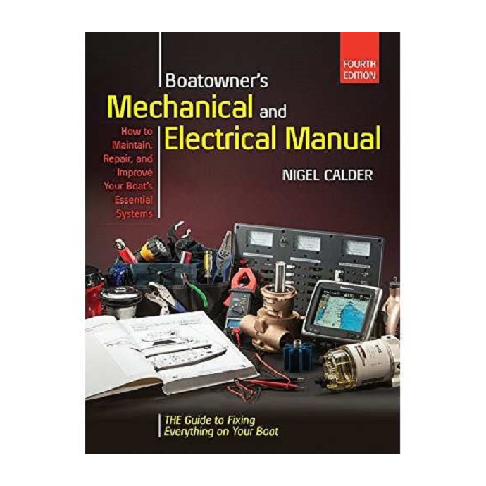 Baotowner's Mechanical and Electrical Manual, 4th Edition
