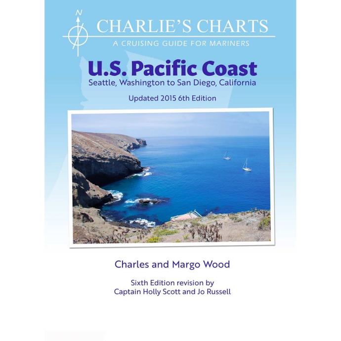 Charlie's Charts - U.S. Pacific Coast