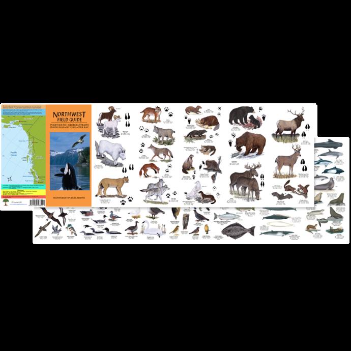 rfp018 of Nautical Books Northwest Field Guide