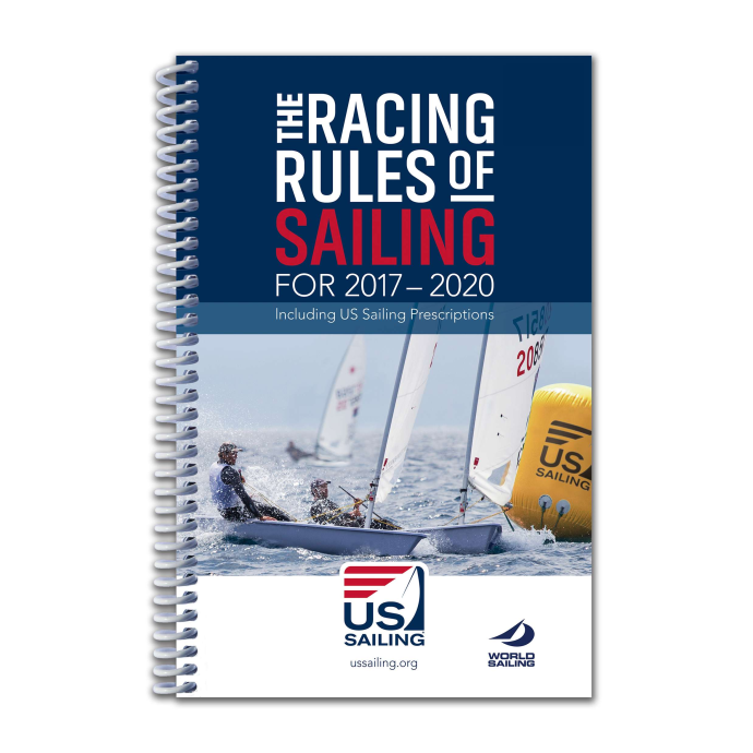 uss037 of Nautical Books Racing Rules of Sailing for 2017-2020