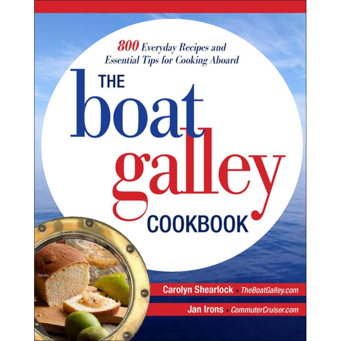 int455 of Nautical Books The Boat Galley Cookbook
