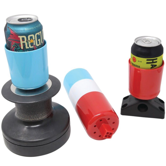 Winch / Rod Mount Drink Caddy Holders