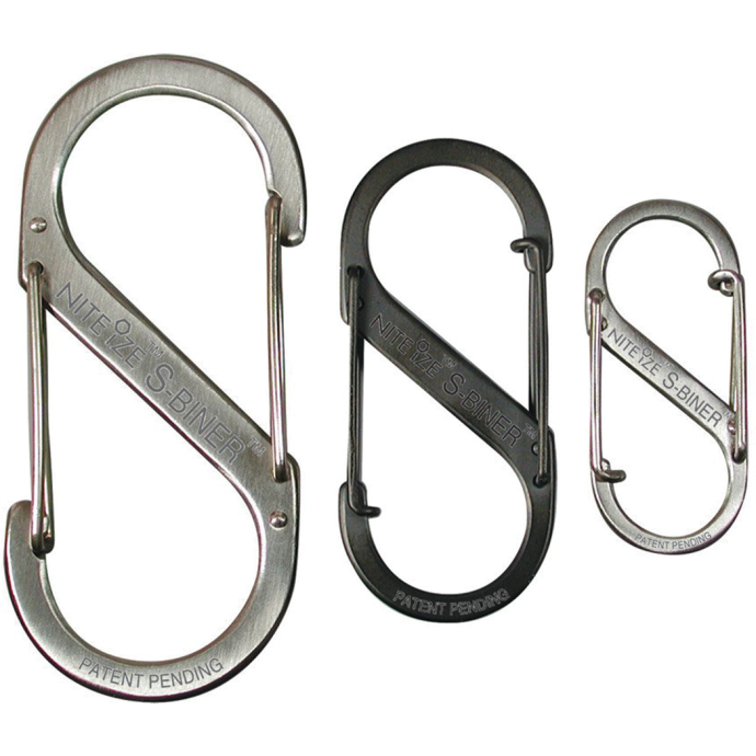 Stainless Steel S-Biner